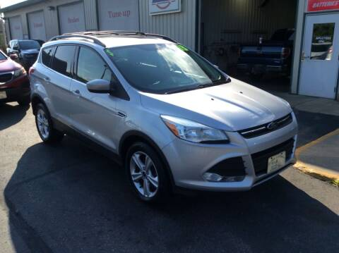 2013 Ford Escape for sale at TRI-STATE AUTO OUTLET CORP in Hokah MN