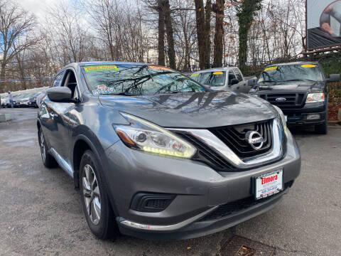 2015 Nissan Murano for sale at Elmora Auto Sales in Elizabeth NJ