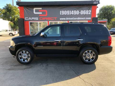 2011 Chevrolet Tahoe for sale at Cars Direct in Ontario CA