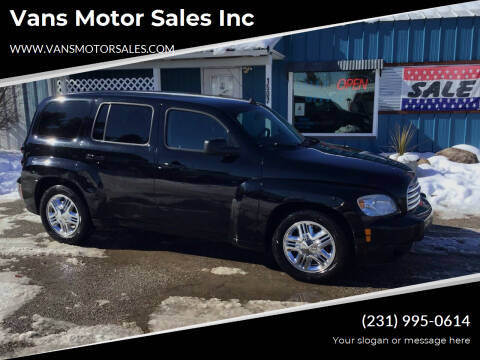 2010 Chevrolet HHR for sale at Vans Motor Sales Inc in Traverse City MI