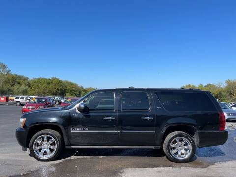 2010 Chevrolet Suburban for sale at CARS PLUS CREDIT in Independence MO