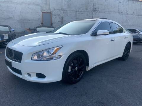2014 Nissan Maxima for sale at Amicars in Easton PA