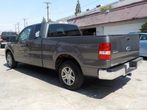 2008 Ford F-150 for sale at Bell's Auto Sales in Corona CA