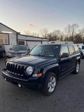 2014 Jeep Patriot for sale at Hamilton Auto Group Inc in Hamilton Township NJ