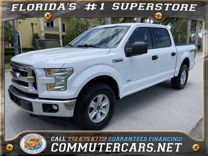 2017 Ford F-150 for sale in Port Saint Lucie, FL