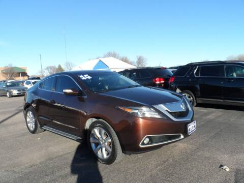 2010 Acura ZDX for sale at America Auto Inc in South Sioux City NE
