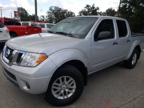 2016 Nissan Frontier for sale at Capital City Imports in Tallahassee FL
