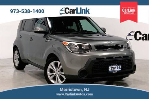 2014 Kia Soul for sale at CarLink in Morristown NJ