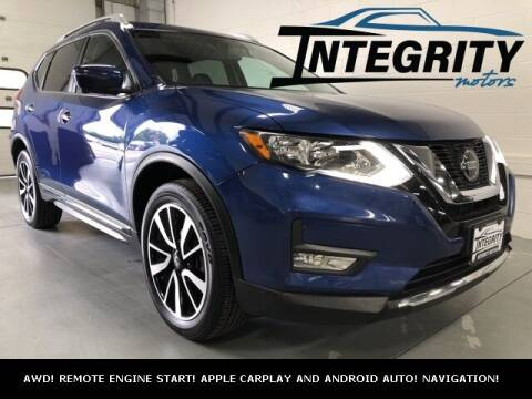 2019 Nissan Rogue for sale at Integrity Motors, Inc. in Fond Du Lac WI