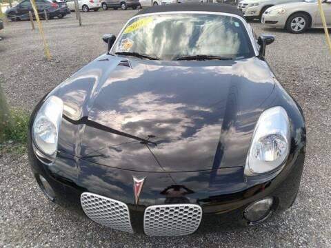 2007 Pontiac Solstice for sale at Car Spot Of Central Florida in Melbourne FL