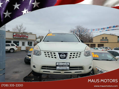 2008 Nissan Rogue for sale at MAUS MOTORS in Hazel Crest IL