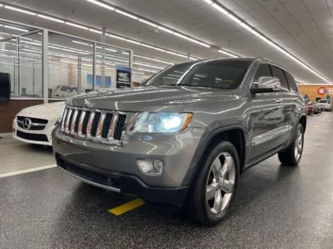 2011 Jeep Grand Cherokee for sale at Dixie Imports in Fairfield OH