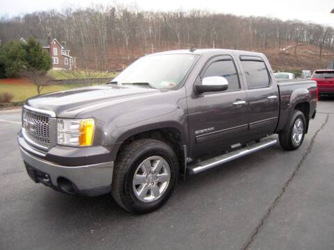2011 GMC Sierra 1500 for sale at 1-2-3 AUTO SALES, LLC in Branchville NJ