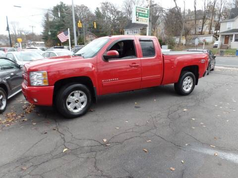 2011 Chevrolet Silverado 1500 for sale at CAR CORNER RETAIL SALES in Manchester CT