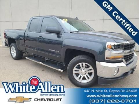 2019 Chevrolet Silverado 1500 LD for sale at WHITE-ALLEN CHEVROLET in Dayton OH