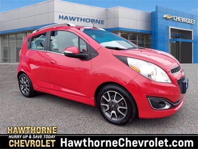 2014 Chevrolet Spark for sale at Hawthorne Chevrolet in Hawthorne NJ