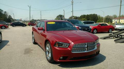 2012 Dodge Charger for sale at Kelly & Kelly Supermarket of Cars in Fayetteville NC