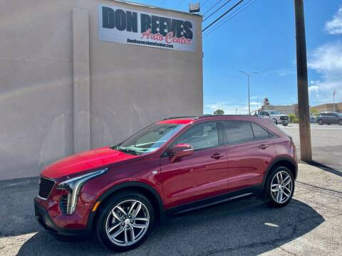 2019 Cadillac XT4 for sale at Don Reeves Auto Center in Farmington NM