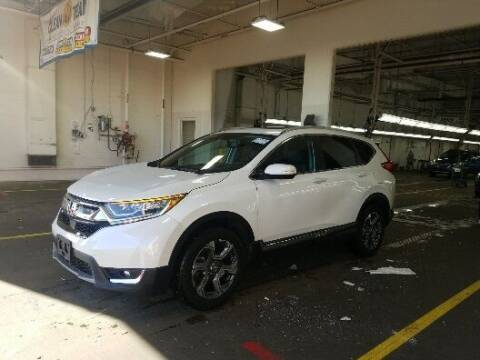 2017 Honda CR-V for sale at Florida Fine Cars - West Palm Beach in West Palm Beach FL