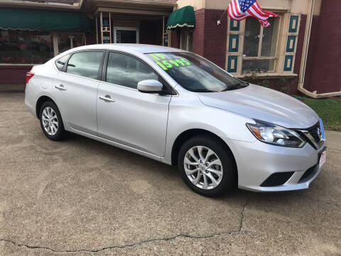 2019 Nissan Sentra for sale at Firestation Auto Center in Tyler TX