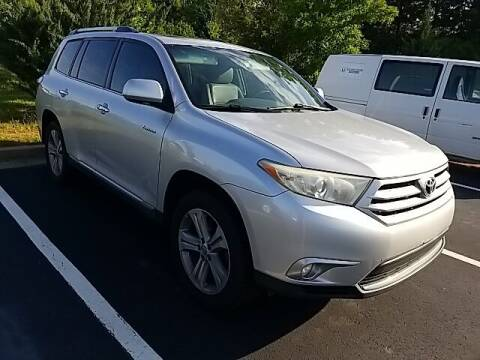 2012 Toyota Highlander for sale at Southern Auto Solutions - Lou Sobh Kia in Marietta GA