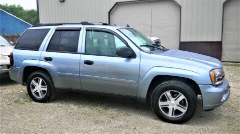 2006 Chevrolet TrailBlazer for sale at PINNACLE ROAD AUTOMOTIVE LLC in Moraine OH
