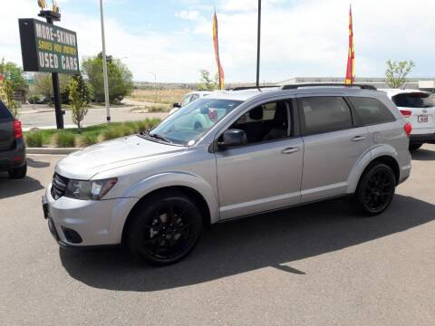 2015 Dodge Journey for sale at More-Skinny Used Cars in Pueblo CO