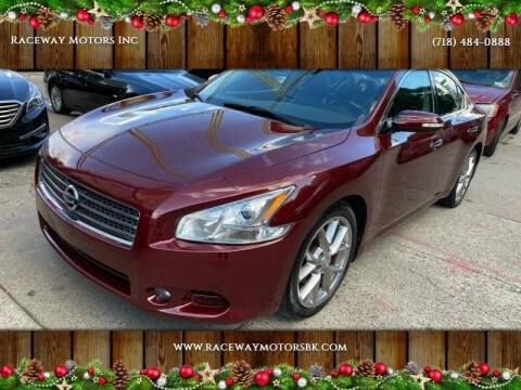 2010 Nissan Maxima for sale at Raceway Motors Inc in Brooklyn NY