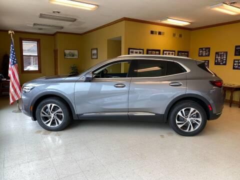 2021 Buick Envision for sale at Elizabeth Garage Inc in Elizabeth IL
