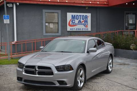2013 Dodge Charger for sale at Motor Car Concepts II - Kirkman Location in Orlando FL