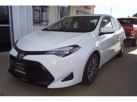 2019 Toyota Corolla for sale at Watson Auto Group in Fort Worth TX