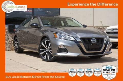 2019 Nissan Altima for sale at Dallas Auto Finance in Dallas TX