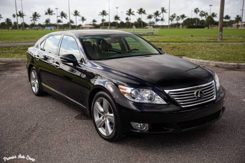 2012 Lexus LS 460 for sale at Premier Auto Group of South Florida in Wellington FL