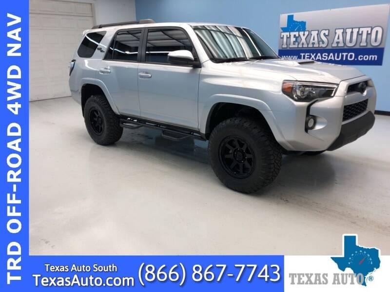 Used Toyota 4runner For Sale In Houston Tx Carsforsale Com