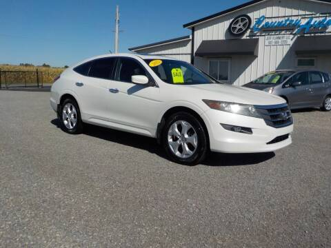 2012 Honda Crosstour for sale at Country Auto in Huntsville OH