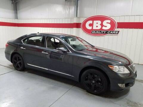 2010 Lexus LS 460 for sale at CBS Quality Cars in Durham NC