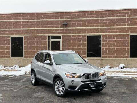 2017 BMW X3 for sale at A To Z Autosports LLC in Madison WI