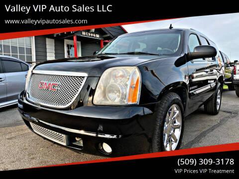 2008 GMC Yukon for sale at Valley VIP Auto Sales LLC in Spokane Valley WA
