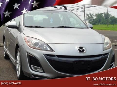 2010 Mazda MAZDA3 for sale at RT 130 Motors in Burlington NJ