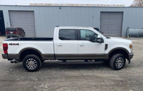 2020 Ford F-250 Super Duty for sale at GKF Sales in Jackson TN