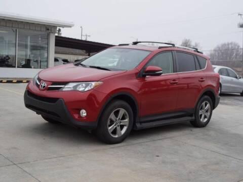 2015 Toyota RAV4 for sale at Kansas Auto Sales in Wichita KS