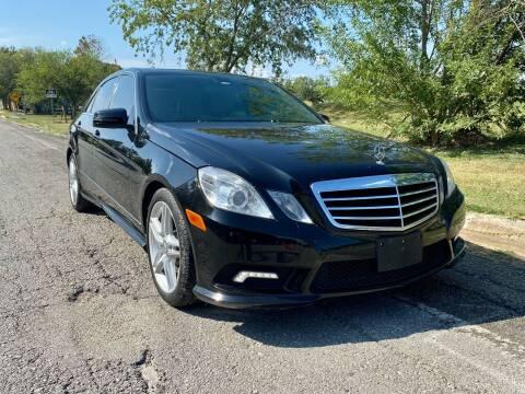 2011 Mercedes-Benz E-Class for sale at Texas Auto Trade Center in San Antonio TX