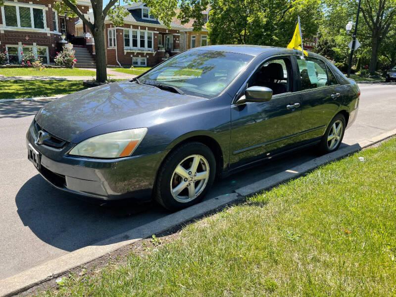 2005 Honda Accord for sale at Apollo Motors INC in Chicago IL