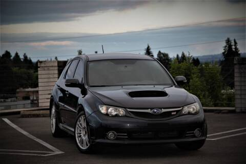 2008 Subaru Impreza for sale at Accolade Auto in Hillsboro OR