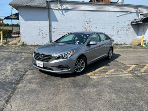 2016 Hyundai Sonata for sale at Santa Motors Inc in Rochester NY