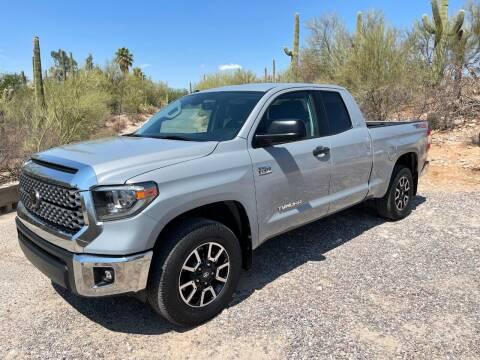2018 Toyota Tundra for sale at Auto Executives in Tucson AZ