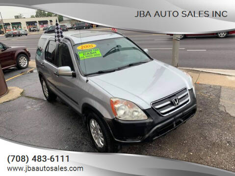 2005 Honda CR-V for sale at JBA Auto Sales Inc in Stone Park IL