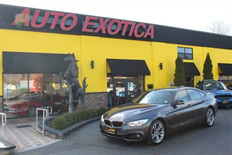2015 BMW 4 Series for sale at Auto Exotica in Red Bank NJ