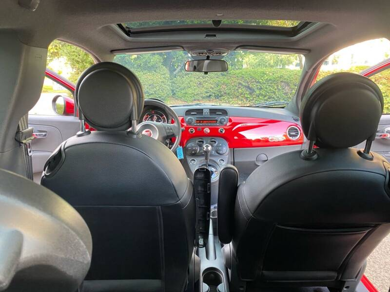 2015 FIAT 500 Sport 2dr Hatchback - Van Nuys CA