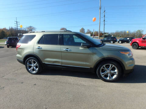 2012 Ford Explorer for sale at BLACKWELL MOTORS INC in Farmington MO